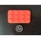 사과 iphone6 플라스틱 미니 미끄럼 방지 매트 / SUMSUNG / 기타 (모듬 색상)