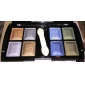 Eight Colors Eyeshadow Powder Natural and Beautiful