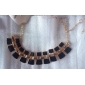 Women's Bohemian Fashion Choker Necklace Alloy Choker Necklace , Wedding Party Daily