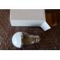 5W E26/E27 LED-globlampor A50 15 SMD 5630 360 LM Naturlig vit AC 220-240 V