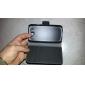 Защитные ПУ кожаный чехол с подставкой и слот для карт памяти для Samsung Galaxy S3 i9300