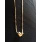 Pendentif de collier Forme de Coeur Alliage Amour Cœur Bijoux Pour Soirée Quotidien Décontracté
