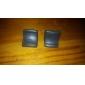 R/L Dual Triggers Enhancement Non Slip for PS3 Controller (Black)