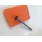 Uñas largas Plástico Negro Gel Ink Pen (colores aleatorios)