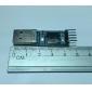 PL2303HX USB to TTL Converter Adapter Module w/ Dubond thread - Blue
