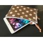 lacdo® 8 polegadas caso luva de neoprene à prova de choque bolsa protetora com bolso lateral para Apple iPad mini-1/2/3
