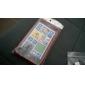 Cas givré couleur unie vente chaude TPU pour Nokia Lumia 625 (couleurs assorties)