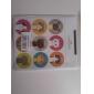 Pasta de selagem de gato 1pc papel starhouse adesivos quantidade material tipo de marca