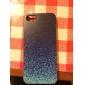 Для Кейс для iPhone 5 С узором Кейс для Задняя крышка Кейс для Градиент цвета Твердый PC iPhone SE/5s/5