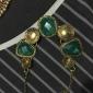 eruner®vintage antique alliage de cuivre collier de modèle de bijou