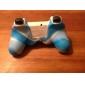 Schutz-Dual-Colour Silikon-Hülle für PS3 Controller (blau und weiß)