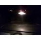Лампа 39mm 1W 3x5050SMD LED 50lm Красные огни купола фестона Освещение номерного знака Лампа для автомобилей (DC 12V)
