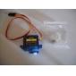 SG90 engrenagem plástica Micro Servo 9g (com Acessórios)