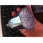 12-LED Température de l'eau visualiseur de capteur à tête ronde douche