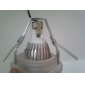6W GU5.3(MR16) Lâmpadas de Foco de LED MR16 5 LED de Alta Potência 280 lm Branco Natural DC 12 V