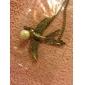 Европейский и американский стиль ретро моды простые диких птиц жемчужиной цепи свитера осенью N506