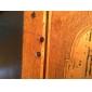 8mm 크로스 로그인 스테인레스 스틸 스터드 귀걸이