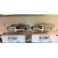 3W G9 LED Corn Lights T 64 leds SMD 3014 Warm White Cold White 270lm 3000-3500K AC 220-240V
