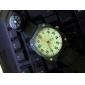 мужская холст часы пехота кварц ткань нейлон ремень военная смотреть светящийся циферблат& указатель компас часы