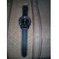 V6 Муж. Спортивные часы Армейские часы Модные часы Наручные часы Кварцевый Японский кварц Крупный циферблат силиконовый Группа Cool Черный