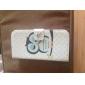 Affaire Full Body hibou Motif PU cuir avec fente pour carte Support pour Moto G