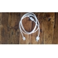 95cm High Quality Original White USB 3.0 Charging and Sync Data Cable for Samsung Galaxy S5/Note 3