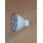 7W LED 스팟 조명 MR16 15 SMD 5630 570 lm 차가운 화이트 DC 12 V