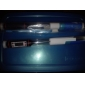 1 instrumento de medição para PC termômetro eletrônico de aço inoxidável para sopa de comida