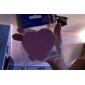 formato de coração multicolor nota pegajosa (100 páginas)