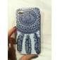Dream Tassels Pattern Hard Case for iPhone 4/4S