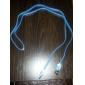 USB 2.0 Micro USB 2.0 Плоские Кабели Назначение Samsung HTC 100 cm ПВХ