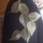 Femme Pendentif de collier Colliers Déclaration Forme de Feuille Alliage Bijoux de déclaration Bijoux Pour Soirée