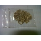 Shixin® Classic Double Chain Alloy Pendant Necklace(1 Pc)