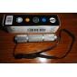 Tank007® TK701 1-Mode 1xKorea Cree SSC U3  LED Outdoor Mini Flashlight (95LM, 1xAAA,Assorted Colors)