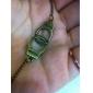 algema do vintage forma de pingente de colar de liga (1 pc)