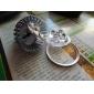 5W GU10 Точечное LED освещение MR16 4 Высокомощный LED 400 lm Тёплый белый Холодный белый К AC 85-265 V