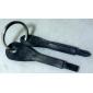 Chave de fenda Phillips Shaped + com fenda chave de fenda Set (Black)