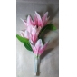fleurs colorées fleurs vase de fibres optiques LED Light nigth