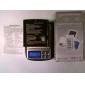 2000g/0.1g écran LCD Digtal poche balance électronique