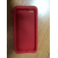 Quality Silicone Soft Case for iPhone 5/5S (Assorted Colors)