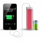 2200mAh Портативный внешний аккумулятор для IPhone 6/6 Plus / 5 / 5S / Samsung S4 / S5 / Note 2