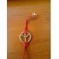 eruner®golden покрытием сплава антивоенных браслет ткань картины (разных цветов)