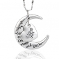 Ожерелье Ожерелья с подвесками Бижутерия Свадьба / Для вечеринок / Повседневные Серебрянное покрытие Серебряный 1шт Подарок