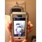 제품 iPhone 8 iPhone 8 Plus iPhone 7 iPhone 7 Plus iPhone 6 iPhone 6 Plus 아이폰5케이스 케이스 커버 물 / 먼지 / 충격 증명 풀 바디 케이스 한 색상 하드 알루미늄 용 Apple