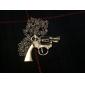 Mode (pistolet Pendentif) Collier en argent pendant en alliage (argent) (1 PC)