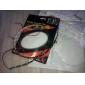 60CM 30x1210 SMD LED Blue Light Strip Lamp for Car (DC 12V) High Quality