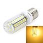 4W 400-500 lm E26/E27 LED Corn Lights T 56 leds SMD 5730 Warm White Cold White AC 220-240V