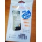 DSB® Pack de 3 films de protection d'ecran Touche Haute Precision + Tissu Microfibre - Iphone 5/5C/5S