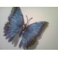 Светящиеся в темноте наклейки бабочки Home 3D бабочки стены с штифтом&магнит шторы холодильник украшения