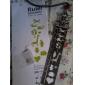 многофункциональный металлический полый отъезда рисунок линейки закладку (троян)